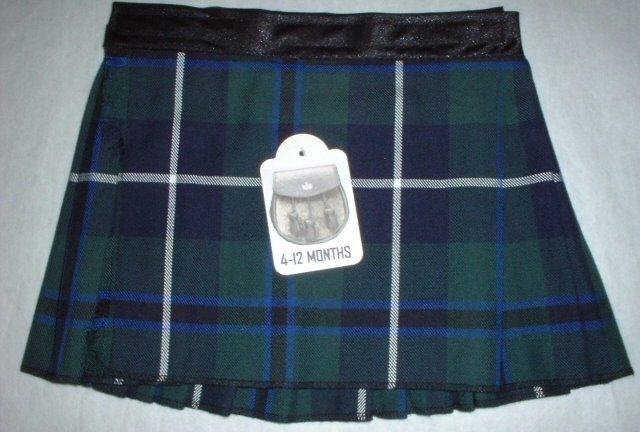 When Only A Kilt Will Do
