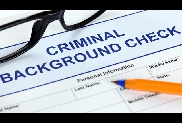 The Basics Of A National Background Check